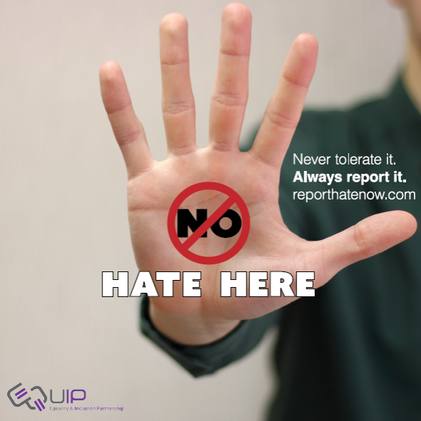 Hate Crime Charter Logo